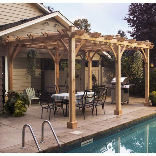 Backyard Pergola Kits : Pergola Kits  Pergola Kit  Patio Covers Place