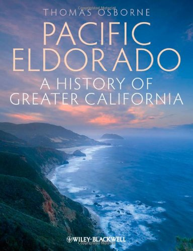 Pacific Eldorado: A History Of Greater California front-982653