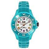 Ice-Watch - Ice-Mini - 012732 : Montre Garçon-Fille Résine & Silicone - Mouvement Quartz - Cadran Blanc