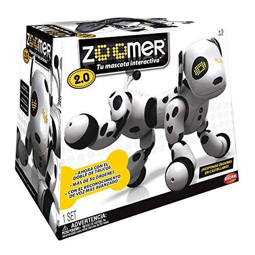 Zoomer - Mascota electrónica 2.0 (Bizak 61921142)