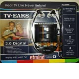 TV Ears 3.0 Digital - Works With Any TV! by TV EARS