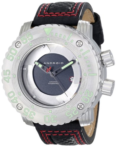 ANDROID Men's AD733BK DM Gauge