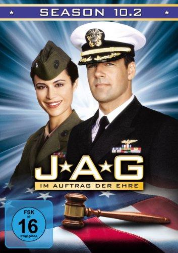 JAG: Im Auftrag der Ehre - Season 10, Vol. 2 [2 DVDs]