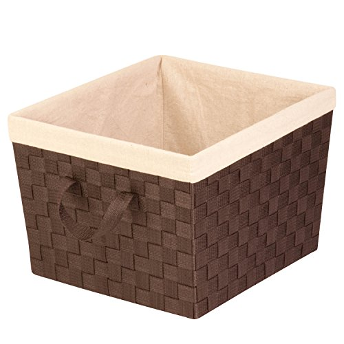 honey-can-do-sto-02986-nested-woven-tote-basket-with-liner-fabric-espresso-brown-large