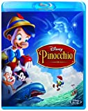 Pinocchio [Europe, Greenland, French territories, Middle East, Africa, Australia and New Zealand] [Blu-ray]