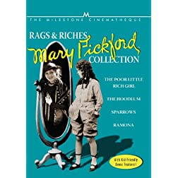Rags &amp; Riches Collection: The Films of Mary Pickford