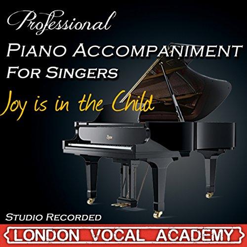 Joy Is In The Child ('I Dreamed A Dream & Susan Boyle' Piano Accompaniment) [Professional Karaoke Backing Track]