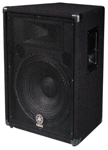 Yamaha-BR12-2-Way-Lautsprecher-300600-Watt-Fullrange-1x121x1-65Hz-20kHz