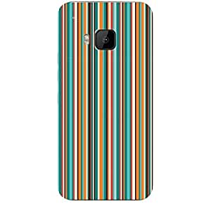 Skin4gadgets STRIPES PATTERN 23 Phone Skin for HTC ONE M9