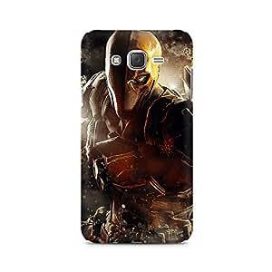 Ebby Deathstroke Premium Printed Case For Samsung J5