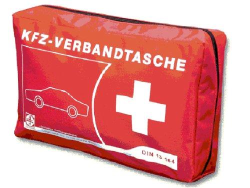 Actiomedic-41803516408-Set-di-primo-soccorso-per-auto-rosso