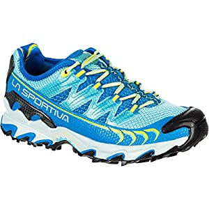 La Sportiva Ultra Raptor Trail Running Shoes (For Women) – LIGHT BLUE