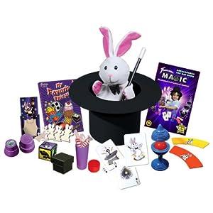 Fantasma Magic Abracadabra Top Hat Show Magic Set For Kids Ages 5 and Up