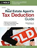 img - for The Real Estate Agent's Tax Deduction Guide by Fishman, Stephen (2013) Paperback book / textbook / text book