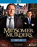 Midsomer Murders, Set 22 [Blu-ray]