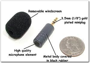 Sound Professionals MINI MONO Omnidirectional Microphone