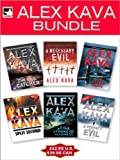 img - for Alex Kava Bundle: Split Second\One False Move\A Necessary Evil\The Soul Catcher\At The Stroke Of Madness\A Perfect Evil book / textbook / text book