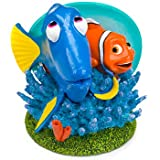 Penn Plax Finding Nemo Resin Ornament, Dory and Marlin, 6-Inch