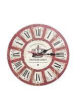 LO+DEMODA Reloj De Pared Château Canet