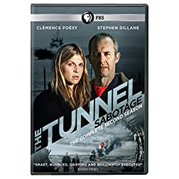 The Tunnel: Sabotage, Season 2 DVD