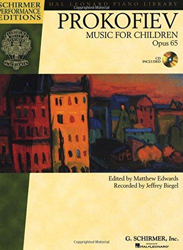 Music for Children, Op. 65 (Schirmer Performance Editions)