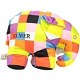 Elmer the Patchwork Elephant Large Plush by Kids Preferred