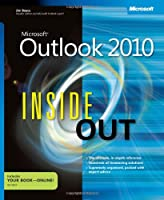 Microsoft Outlook 2010 Inside Out ebook download