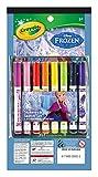 Crayola Frozen 16ct PipSqueak Marker & Paper