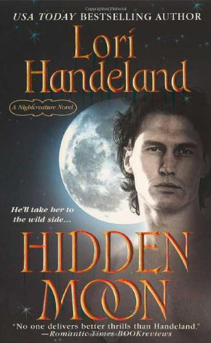 Image of Hidden Moon (Nightcreature, Book 7)