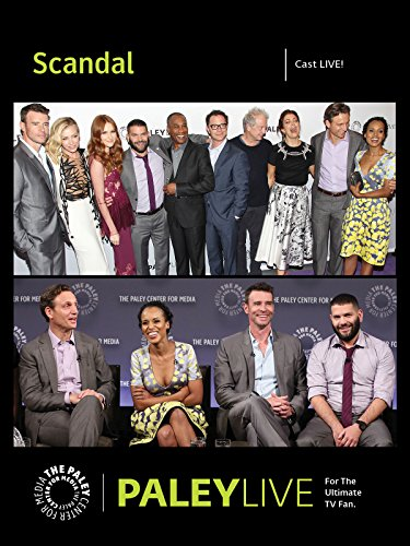 Scandal: The Cast at PALEYLIVE NY 2015