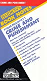 Fyodor Dostoevsky's Crime and Punishment (Barron's Book Notes) (0812034090) by Virginia B. Morris