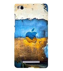 Designed wood Back Case Cover for Xiaomi Redmi Mi4i::Xiaomi Mi 4i