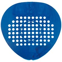 Big D 650 Blue Natural Non-Para Urinal Screen (Box of 12)