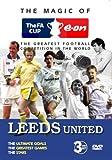 echange, troc Leeds United Fc - the Magic of the Fa Cup [Import anglais]