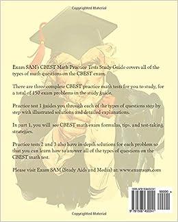 CBEST Math Study Guide - YouTube