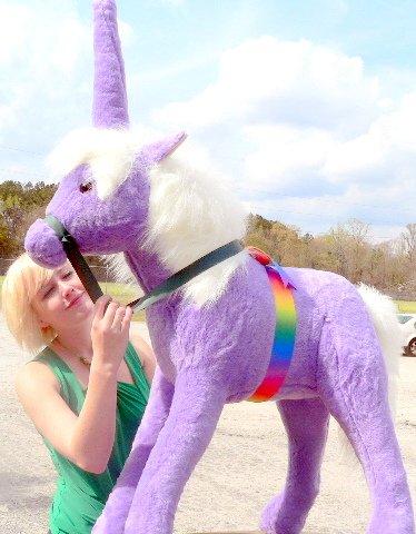 3 Feet Tall Giant Stuffed Unicorn Big And Beautiful Stuffed Animal