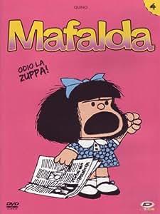 Mafalda #04 - Odio La Zuppa! Eps 40-52 Italia DVD: Amazon