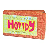Howdy: Trifold Notecards ~ Michael Perry