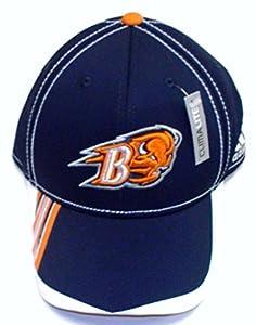 BUcknell University Bisons Player Structured Flex Adidas Hat - L/XL - TW37Z
