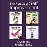 The Pursuit of Self Improvement Bundle Set 1: Books 1-4 | Jessica Marks