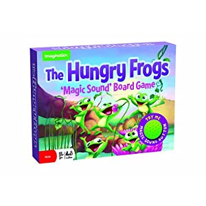 Magic Sounds Game - The Hungry Frogs