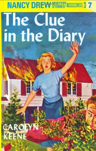 The Clue in the Diary, Carolyn Keene