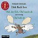 Olaf, der Elch: Alle Olaf-Geschichten in einer Box Audiobook by Volker Kriegel Narrated by Dirk Bach