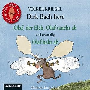 Olaf, der Elch Hörbuch
