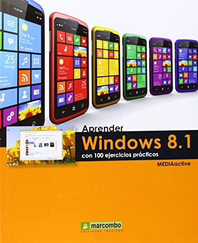 APRENDER WINDOWS 8.1 CON 100 EJERCICIOS