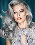 Berina A21 Light Gray Color Hair Color Cream by Berina