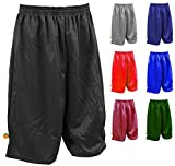Anaconda Sports® XROCSP Men's Practice Gear Dura Mesh Double Ply Shorts with Side Seam Pockets