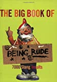 The Big Book of Being Rude: 7000 Slang Insults (Reference) (0304363685) by Green, Jonathon