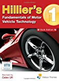 Alma Hillier Hillier's Fundamentals of Motor Vehicle Technology Book 1Sixth Edition