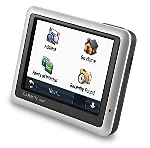 Garmin nüvi 1250 3.5-Inch Portable GPS Navigator (Discontinued by Manufacturer)